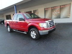 2010 Ford F-150 4WD Supercab 145 XL Truck