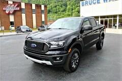 2020 Ford Ranger XLT 4x4 Supercrew 5 ft box 126.8 in WB Truck