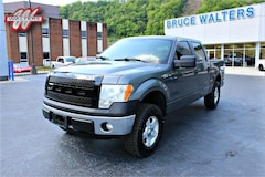 2011 Ford F-150 XLT 4WD Supercrew 5.5 ft Box 145 in. WB Truck