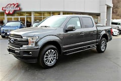 2020 Ford F-150 Lariat 4x4 Supercrew Cab 5.5 ft. Box 145 in. WB Truck