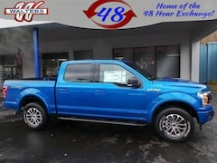 2019 Ford F-150 4WD Supercrew 145 in WB XLT Truck