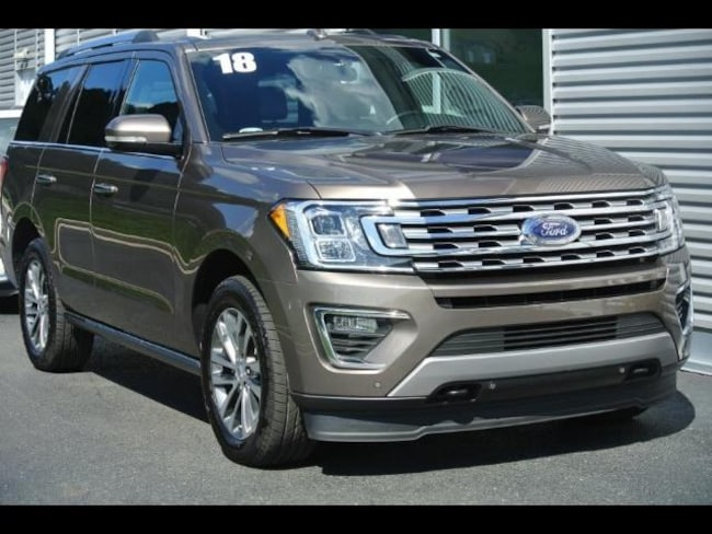 2018 Ford Expedition Limited 4WD SUV
