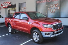 2019 Ford Ranger XLT 4WD Super Crew 5 ft box 126.8 in WB Truck