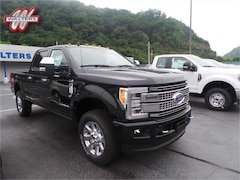 2019 Ford F-350 Platinum 4WD Crew Cab 6.75 ft. box 160 in. WB Truck