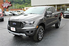 2020 Ford Ranger XLT 4x4 Supercrew 5 ft box 126.8 in WB Truck