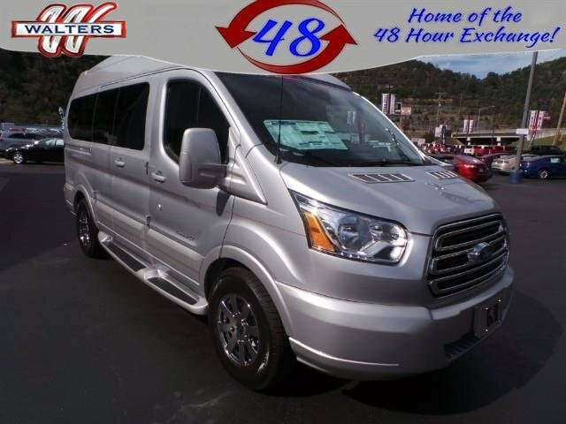 2017 Ford Transit-150 w/60/40 Pass-Side Cargo-Doors Cargo Van