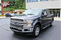 2020 Ford F-150 Lariat 4x4 Supercrew 5.5 ft box 145 in WB Truck