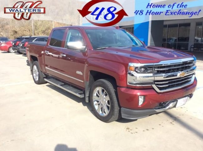 2017 Chevrolet Silverado 1500 High Country Crew Cab Long Box 4WD Truck Crew Cab