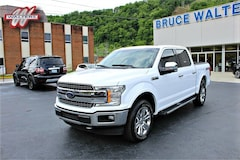 2018 Ford F-150 Lariat 4x4 Supercrew Cab 5.5 ft box 145 in WB Truck