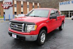 2010 Ford F-150 XLT 4X4 Supercrew 5.5ft Box 145 in. WB Truck
