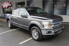 2019 Ford F-150 Lariat 4WD Supercrew 5.5 ft. box 145 in. WB Truck