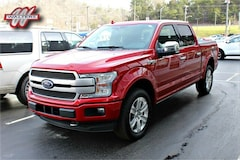 2020 Ford F-150 Platinum 4x4 Supercrew Cab 5.5 ft. Box 145 in. WB Truck