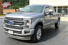 2020 Ford F-250 Platinum 4x4 SD Crew Cab 6.75 ft box 160 in WB Truck