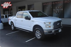 2015 Ford F-150 XLT 4X4 Supercrew 5.5ft Box 145 in. WB Truck