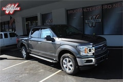 2019 Ford F-150 XLT 4X4 Supercrew 5.5ft Box 145 in. WB Truck