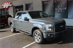 2016 Ford F-150 XLT 4X4 Supercrew 5.5ft Box 145 in. WB Truck