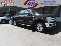 2019 Ford F-250 Lariat 4X4 SD Crew Cab 6.75 Ft Box 160 in. WB Truck