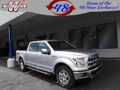 2016 Ford F-150 Lariat Supercrew 5.5 ft.Box 145 in. WB Truck