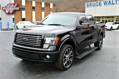 2012 Ford F-150 Harley-Davidson 4x4 Supercrew Truck