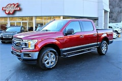 2020 Ford F-150 XLT 4X4 Supercrew 5.5 ft Box 145 in WB Truck