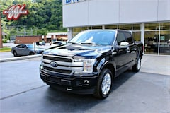 2019 Ford F-150 Platinum 4x4 Supercrew Cab 5.5 ft. Box 145 in. WB Truck