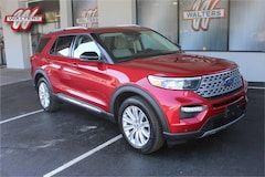 2020 Ford Explorer Limited 4dr 4x4 SUV