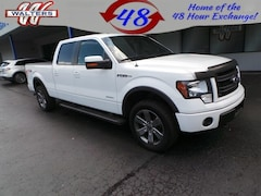 2013 Ford F-150 FX4 4WD Supercrew 6.5 ft Box 157 in. WB Truck