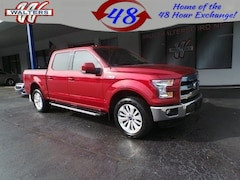 2015 Ford F-150 4WD Supercrew 145 XLT Truck