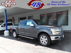 2019 Ford F-150 Lariat Supercrew 5.5 ft. Bed 4WD 145 in. WB Truck