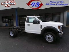2019 Ford F-450 XL 4WD Regular Chasis 145 in. WB Chassis