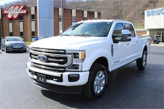 2020 Ford F-350 Platinum 4x4 SD Crew Cab 6.75 ft box 160 in WB Truck