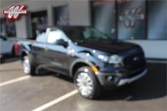 2019 Ford Ranger XLT 4WD Super Cab 6ft box 126.8 in  WB Truck