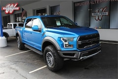 2019 Ford F-150 Raptor 4WD Supercrew 5.5ft Box 145 in WB Truck