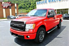 2011 Ford F-150 STX 4x4 Super Cab 6.5 ft box 145 in WB Truck