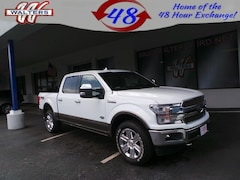 2019 Ford F-150 King Ranch 4WD Supercrew 5.5ft box 145 in. WB Truck