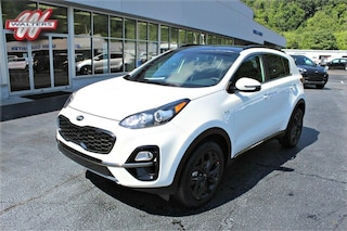 New 2020 Kia Sportage S SUV KNDP6CAC4L7838163 KT1678 for sale in Pikeville KY