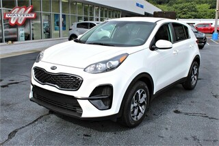New 2021 Kia Sportage LX SUV KNDPM3AC4M7844472 KT1709 for sale in Pikeville KY