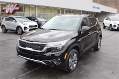 New 2021 Kia Seltos S SUV KNDEUCAAXM7183391 KT1773 near Williamson VA
