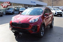 New Sportage 2021 Kia Sportage S SUV KNDP6CAC6M7909817 for sale in Pikeville