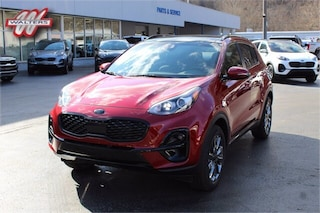 New 2021 Kia Sportage S SUV KNDP6CAC6M7909817 KM909817 for sale in Pikeville KY