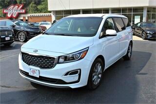 used 2020 Kia Sedona EX Minivan KNDMB5C13L6609131 FLT191 for sale in Pikeville, KY
