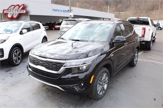 New 2021 Kia Seltos S SUV KNDEUCAA8M7177041 KT1775 for sale in Pikeville KY