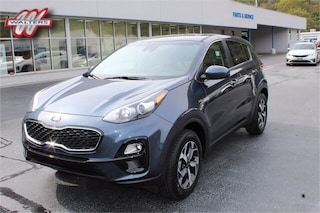 New 2021 Kia Sportage LX SUV KNDPMCAC9M7869027 K1728 for sale in Pikeville KY