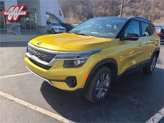 New 2021 Kia Seltos S SUV KNDEUCAA4M7191597 KM191597 for sale in Pikeville KY