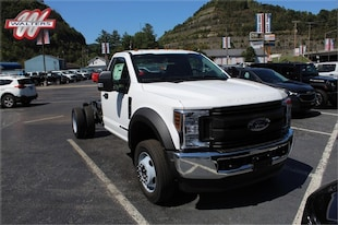 2019 Ford F-550 Chassis Truck Regular Cab