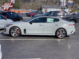 New 2021 Kia Stinger GT2 Sedan KNAE55LCXM6097279 KM097279 for sale in Pikeville KY