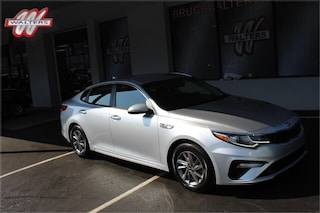 used 2019 Kia Optima LX Sedan 5XXGT4L37KG311431 FK202 for sale in Pikeville