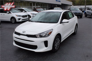 New 2020 Kia Rio S Sedan 3KPA24AD8LE353492 K1153 for sale in Pikeville KY