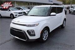 New 2021 Kia Soul LX Hatchback KNDJ23AU2M7755262 KT1733 for sale in Pikeville