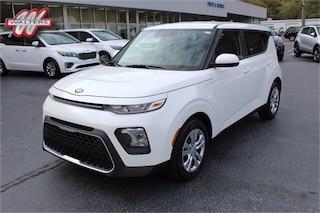 New 2021 Kia Soul LX Hatchback KNDJ23AU2M7755262 KT1733 for sale in Pikeville KY